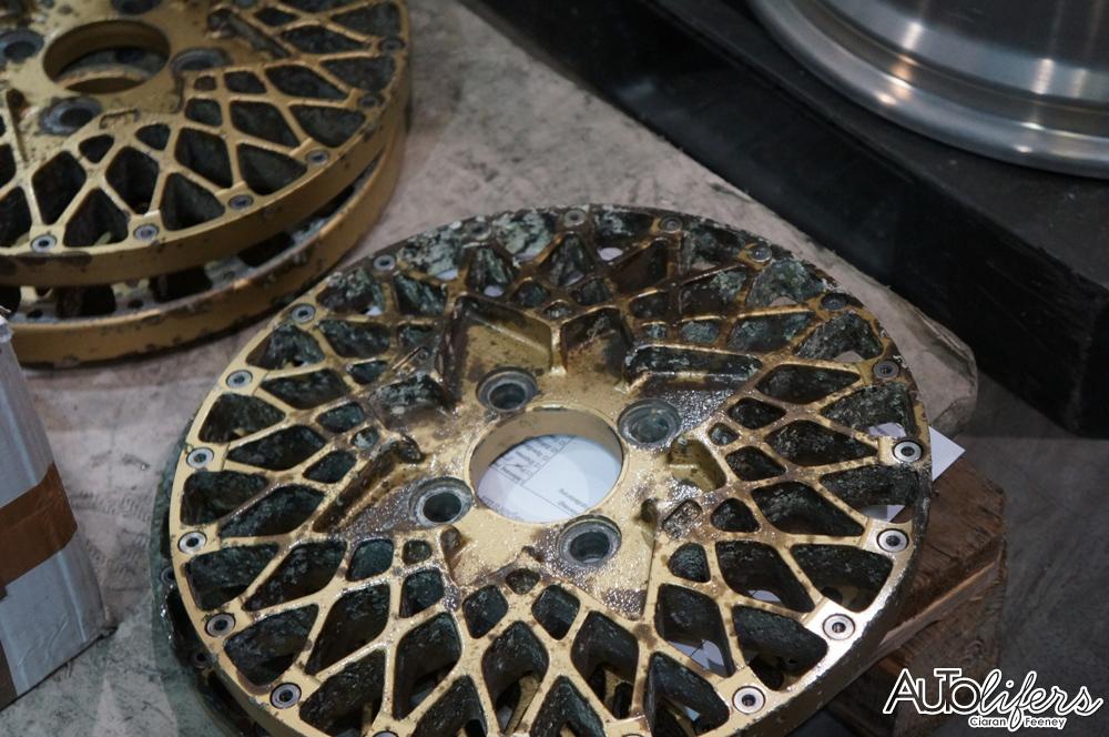 Легендарные диски компании BBS Motorsport